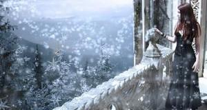 Zimowy wiersz...